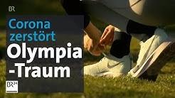 Coronavirus zerstört Traum von Olympia: Was machen Spitzensportler jetzt? | Abendschau | BR24