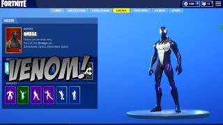How to get VENOM SKIN in Fortnite | Custom Fortnite Skins