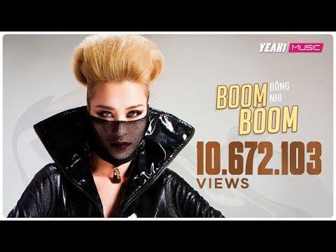 Boom Boom | Đông Nhi ft.Mei | Yeah1 Superstar (Offical Music Video)