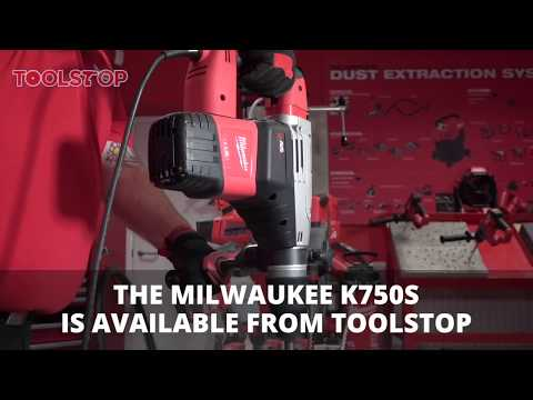 Milwaukee K750S SDS Max Combi Breaker Hammer - FIRST LOOK!