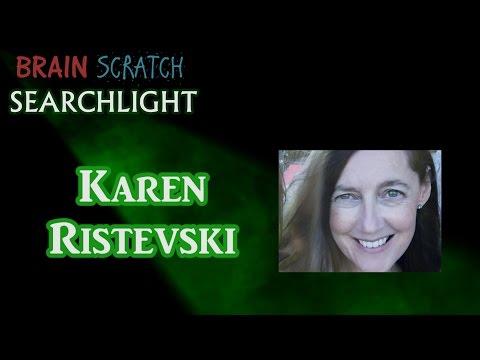 Karen Ristevski On BrainScratch Searchlight