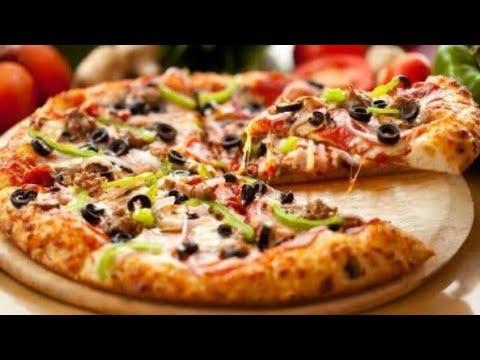 صورة  طريقة عمل البيتزا طريقة عمل البيتزا بالفراخ على طريقة ماما بكل سهولة ❤❤👈الحلقة 26 طريقة عمل البيتزا من يوتيوب
