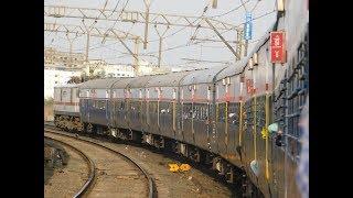Mumbai To Pune : Full Journey : 12123 CSMT - PUNE Deccan Queen : Indian Railways