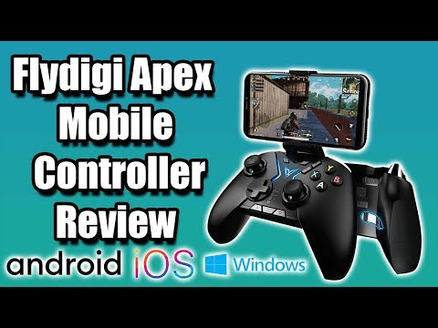 Flydigi Apex Wireless Controller Review - Awesome Top Mount Android Controller