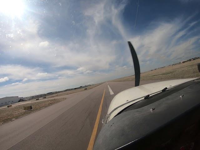 First Solo: Meadowlake Airport, Falcon, Colorado 5/19/21