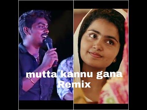 Mutta kannu| {Gana  Remix} |video2018| song sudhakar Gana Remix