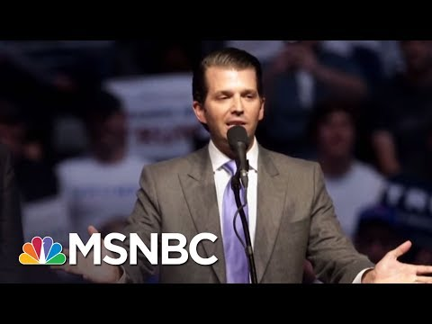 Why Donald Trump Jr. May Have Cited AttorneyClient Privilege  MSNBC
