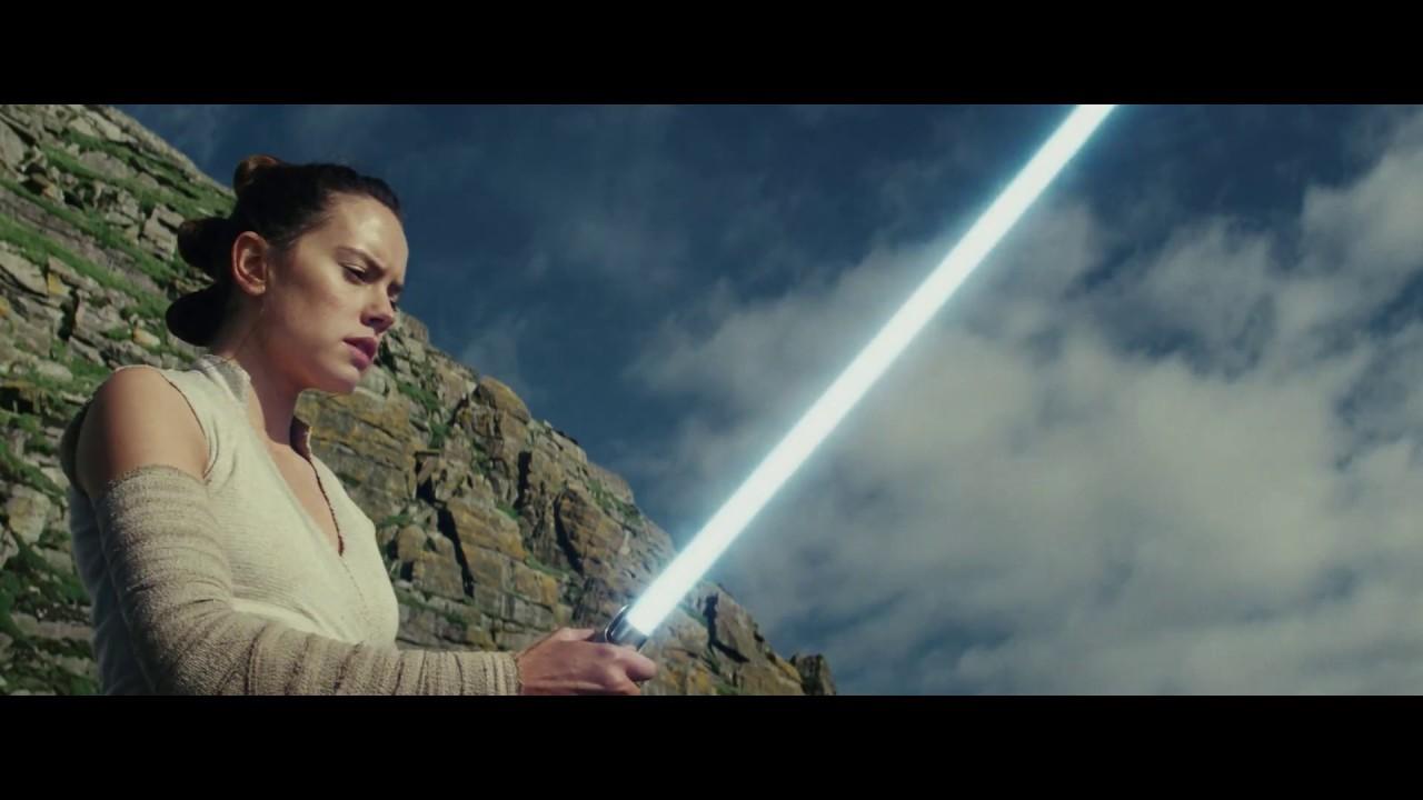 מלחמת הכוכבים: אחרוני הג'דיי - טריילר רשמי חדש