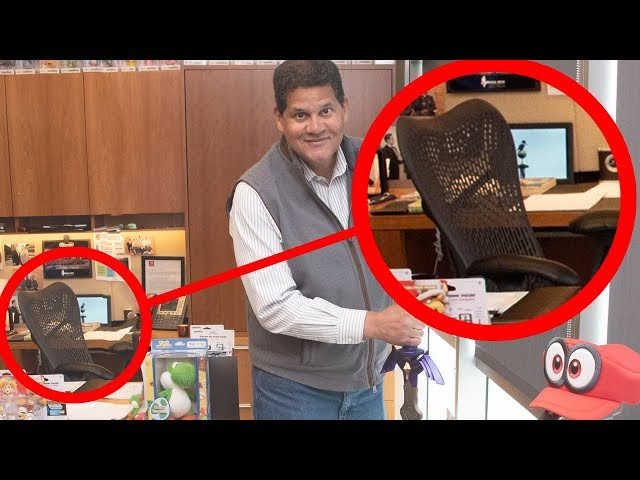 Nintendo's chair controversy, explained