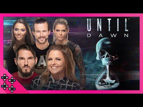Until Dawn: Adam Cole, Tegan Nox, Johnny Gargano, Candice LeRae, Jessamyn Duke – LRLR #11