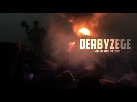 DERBYZEGE - Tribune Zuid on tour (2019)