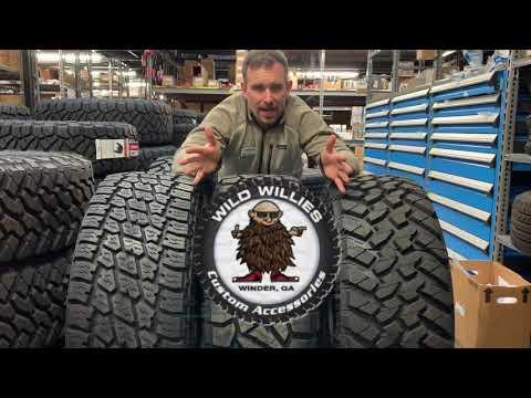 Top 3 Nitto Tires! Terra Grappler G2 All-Terrain Ridge Hybrid Trail Mud Terrain Akins Wild Willies