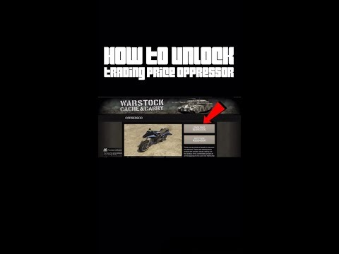 HOW TO GET TRADE PRICE FOR THE OPPRESSOR (TRADE PRICE EXPLAINED){UPDATE}