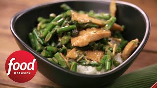 Asparagus And Chicken Stir-fry | Food Network