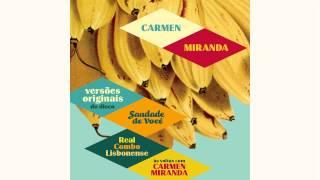 Carmen Miranda - Paris (versão original)(Versões originais das músicas do disco