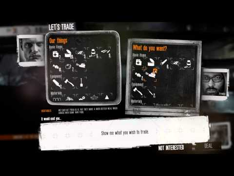 This War Of Mine - Day 30 | Cleaning Out The Garage