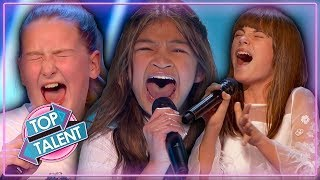 Download Most Talented Kid Singers Around The World | Top Talent Mp3 and Videos