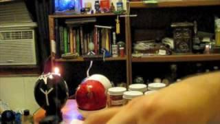 How to make a gris-gris ball or mojo bag