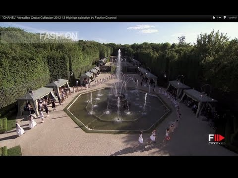 """CHANEL"" Versailles Cruise Collection 2012-13 Highligts selection by Fashion Channel"