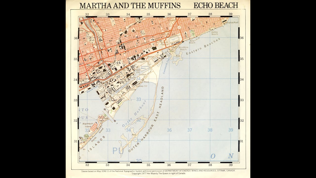 Martha And The Muffins - 1980 Tour Live EP