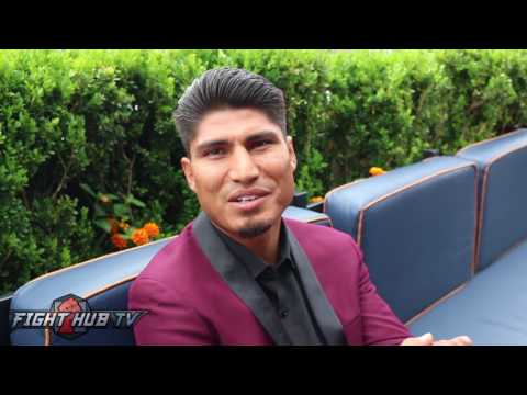 "Thumbnail: Mikey Garcia after facing off against Broner ""If I Hurt The Guy, I'm Gonna Take It"""