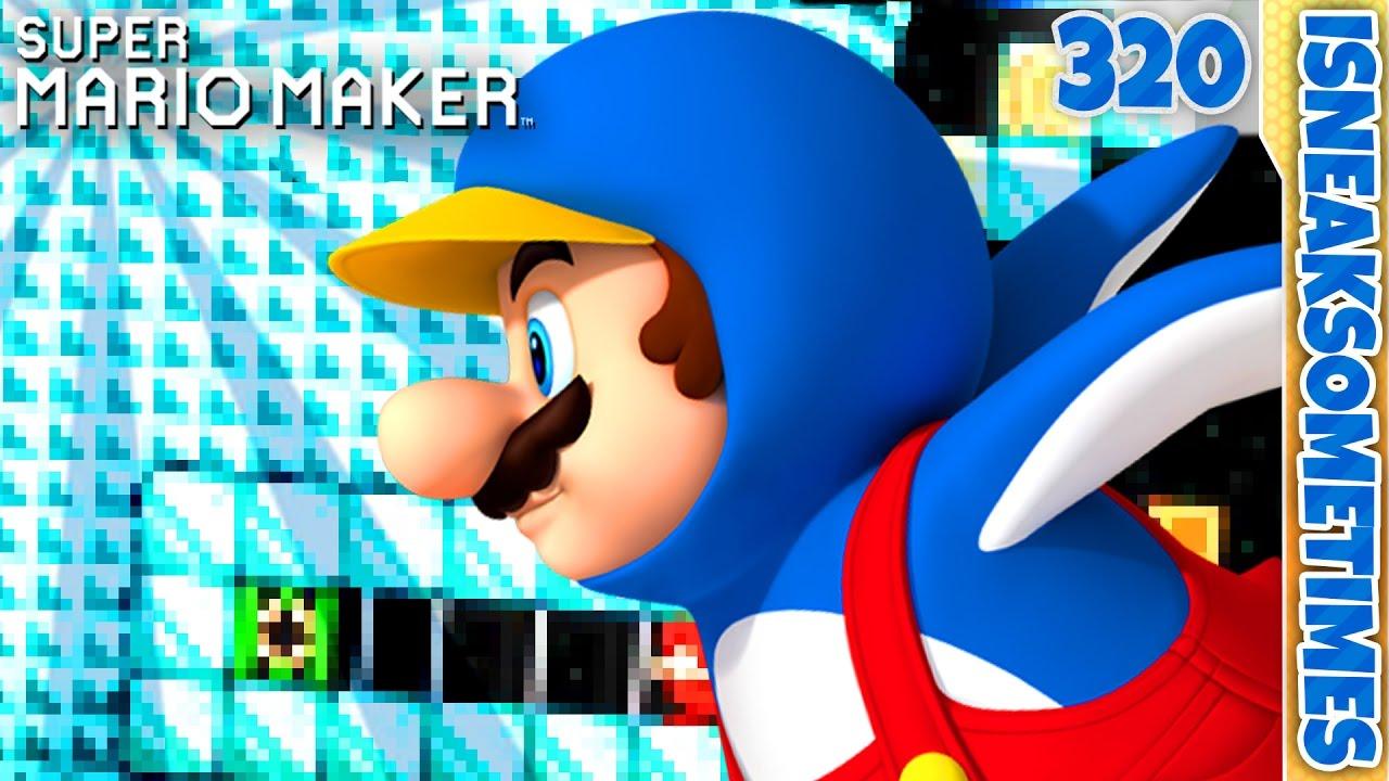 Squishy Duck Super Mario Maker 4 : ULTIMATE ICE DUCK? Super Mario Maker - YouTube
