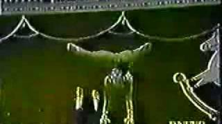 Repeat youtube video Cool circus contortion act