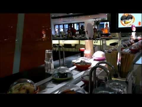 Oldest Yo Sushi Soho Oxford Circus Street London UK