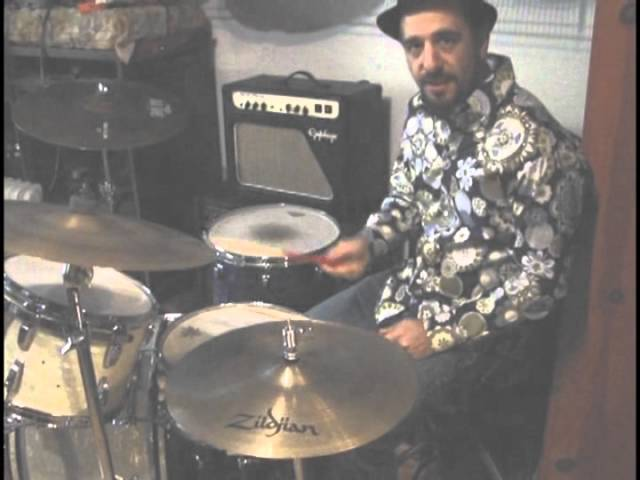 How To Drum Like Ringo Starr Early Years Youtube