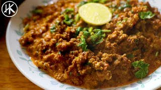 Keto Kheema (Minced Meat Dish) | Keto Recipes | Headbanger
