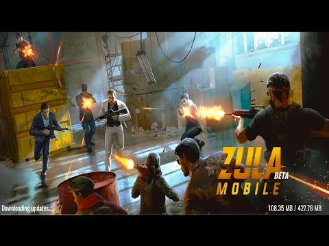Zula Mobile : Multiplayer FPS - Android Gameplay (BY Lokum Games)