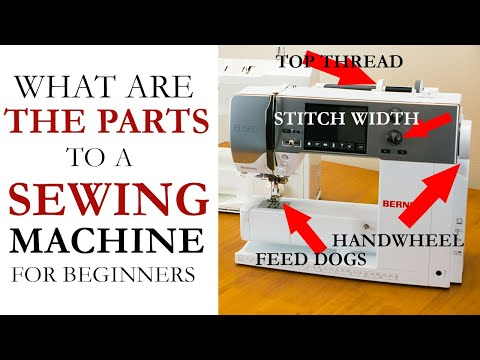 Quilting Features to Consider in a Sewing Machine. from YouTube · Duration:  6 minutes 48 seconds