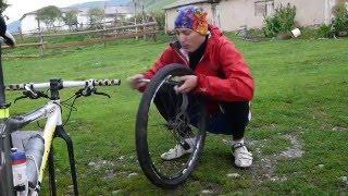 Велопутешествие из России в Индию. Часть 1. Мама Азия  / Bicycle travel from Russia to India.