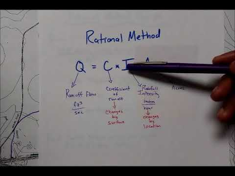 Rational Method Explanation and Example