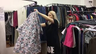 Обзор нового поступления 07.05.18 женской одежды больших размеров