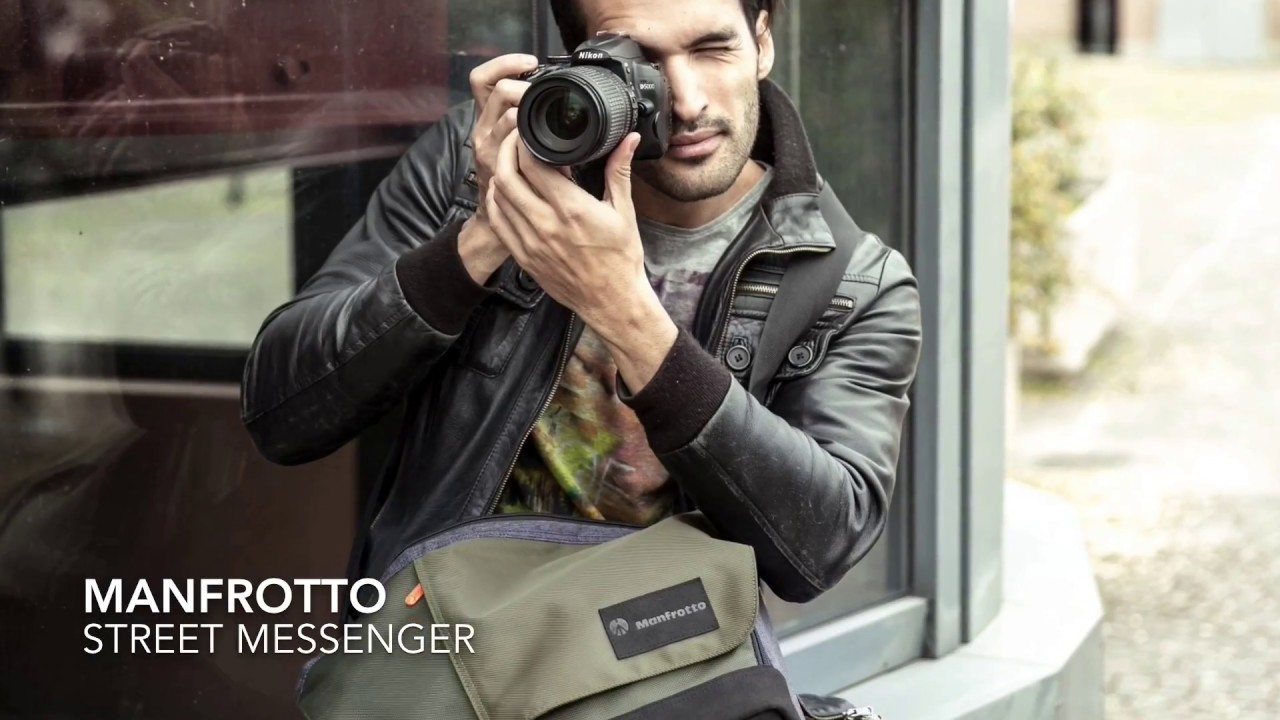 ca85049986 Manfrotto Street Collection  Street Messenger - YouTube