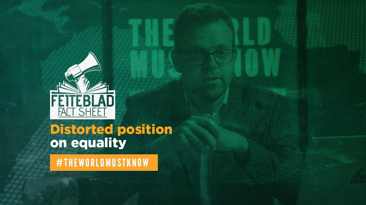 Download Distorted position on equality | The World Must Know (Part 3)
