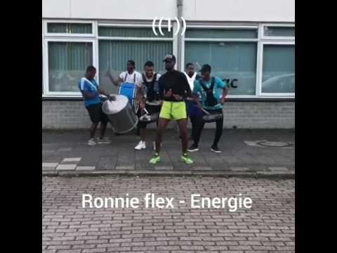Unicum Entertainment : Ronnie Flex - Energie ( cover )