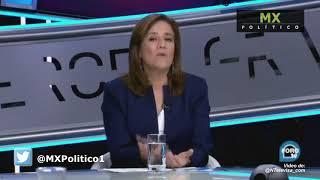 Margarita Zavala renuncia a la candidatura Independiente