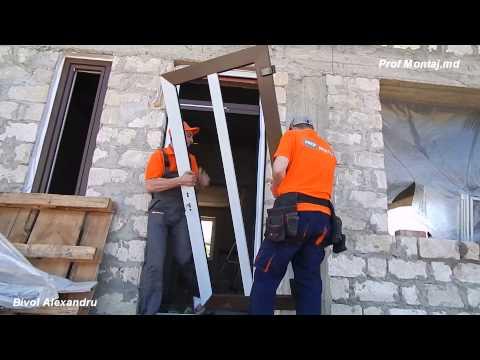 Окна REHAU, установка пластиковых окон, монтаж +по госту