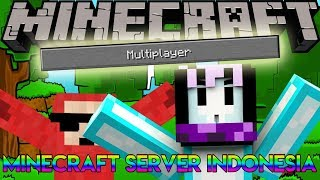 MINECRAFT SERVER INDONESIA