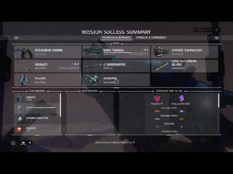 Farming Nova Parts Aka Raptor Warframe Youtube Are you looking for casual or competitive nova builds in warframe? youtube