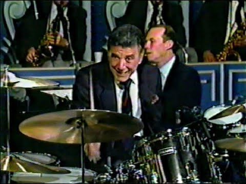 Tonight Show Starring Johnny Carson with guest Louie Bellson