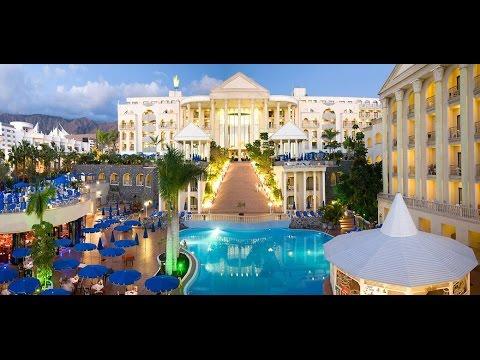 Hotel Bahia Princess Tenerife Youtube