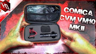 Comica CVM-VM10 MKII Unboxing & Mic Test