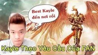 LOL LMHT Trâu best udyr  - Trâu kayle quạt quạt nát team bạn ngày 18/9/2016