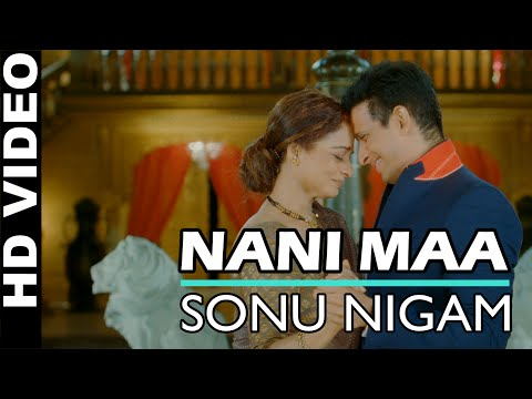 Nani Maa Official Video HD | Super Nani | Rekha & Sharman Joshi | Sonu Nigam