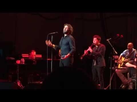 """Dust and Ashes"" - Josh Groban - PNC Bank Arts Center, Holmdel, NJ 7.23.16"