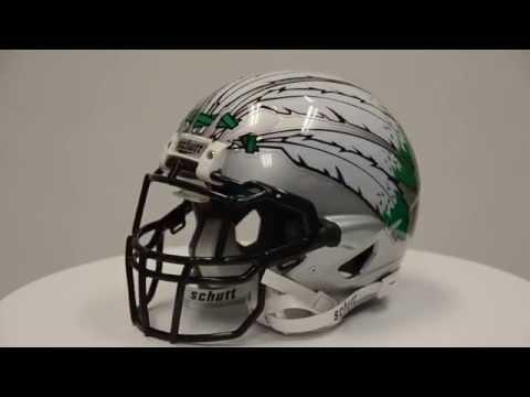 8c337da0 Sportdecals® Schutt® Ion 4D Extreme Headdress Football Helmet Decals -  Universal Headdress