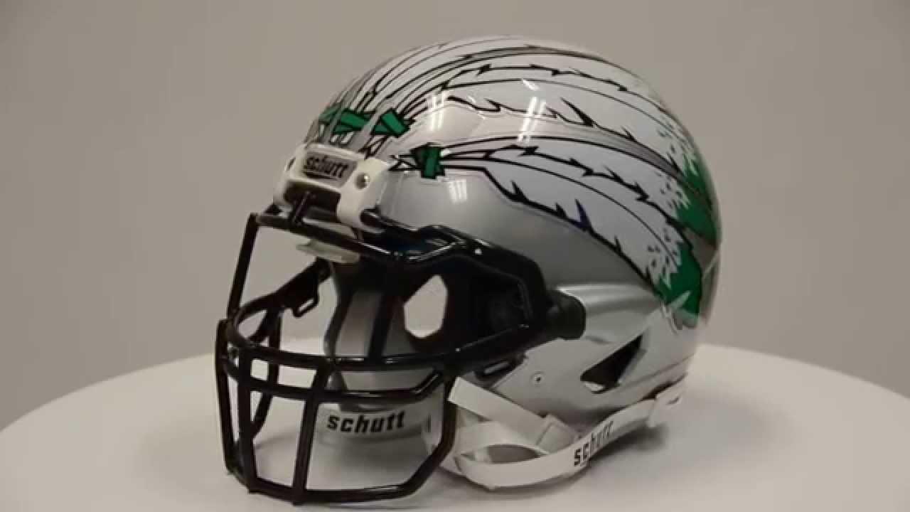 Sportdecals® Schutt® Ion 4D Extreme Headdress Football Helmet Decals - Universal Headdress